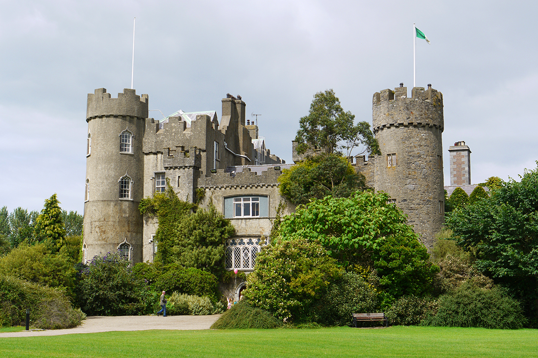 Malahide Castle, Irlanti