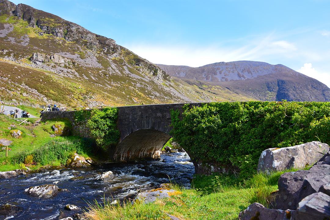 Gap of Dunloe. Irlanti