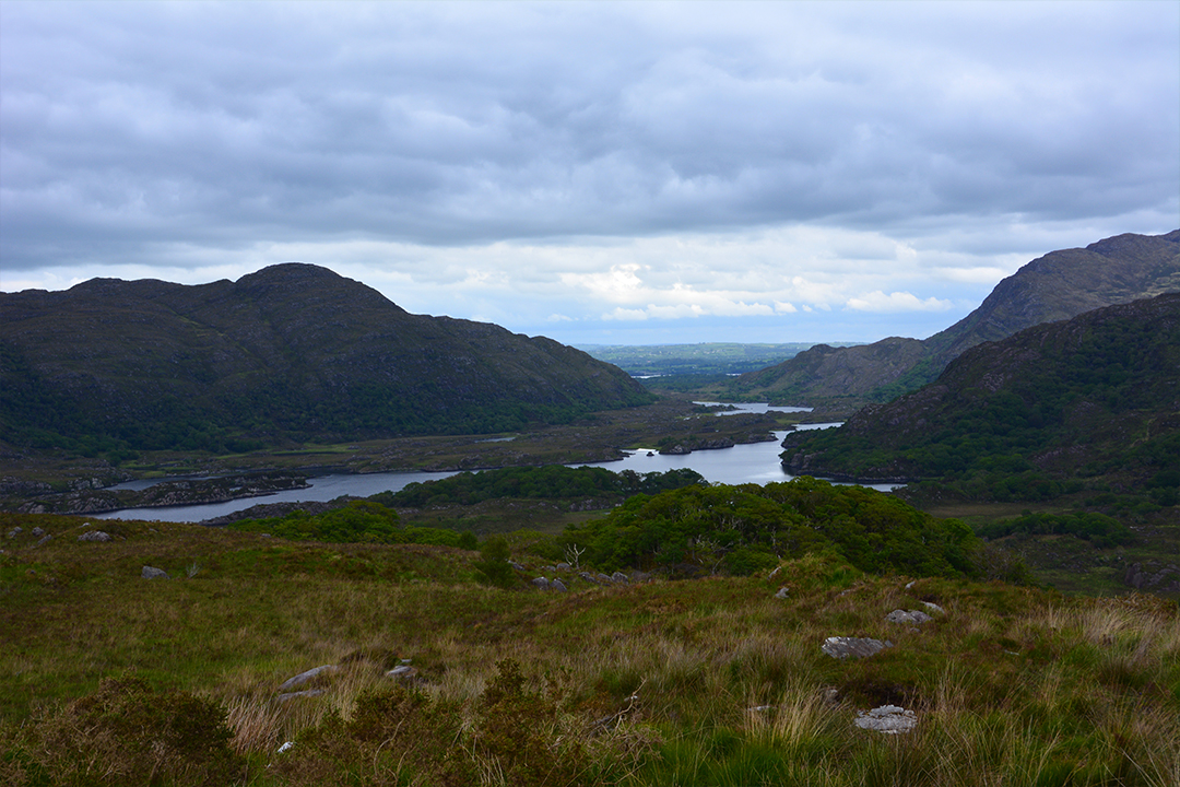 Ladies View, Killarney, Irlanti
