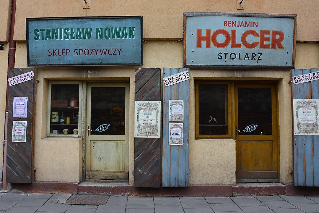 Kazimierz, Krakova