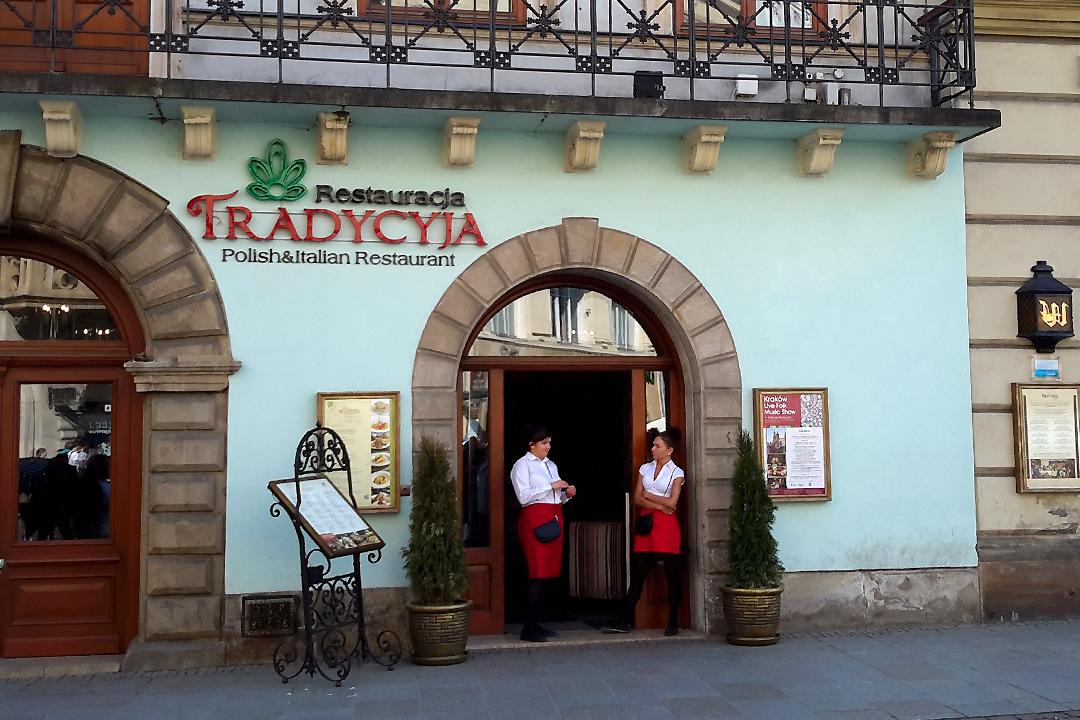 Tradycyja, Krakova
