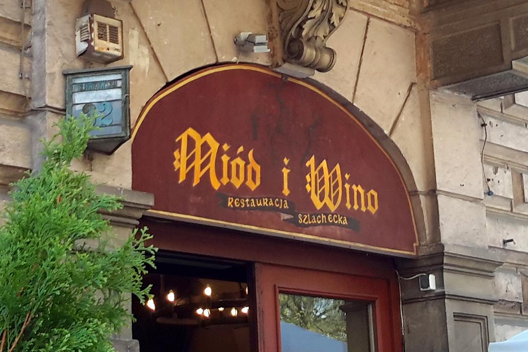 Miod i Wino, Krakova