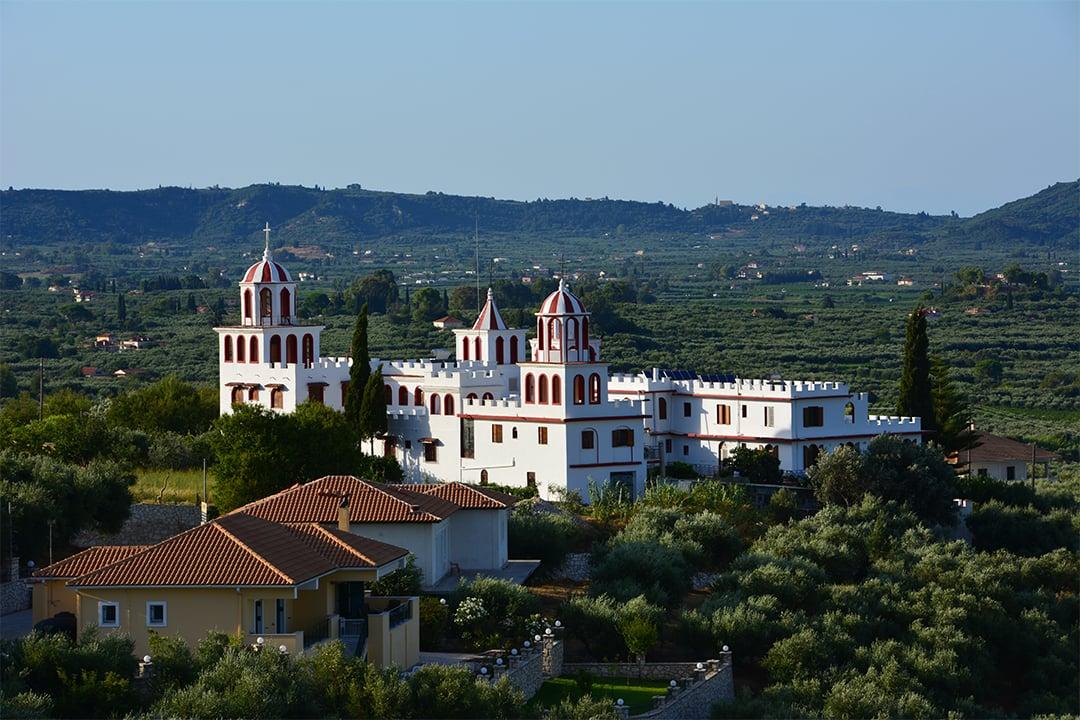 Luostari, Zakinthos
