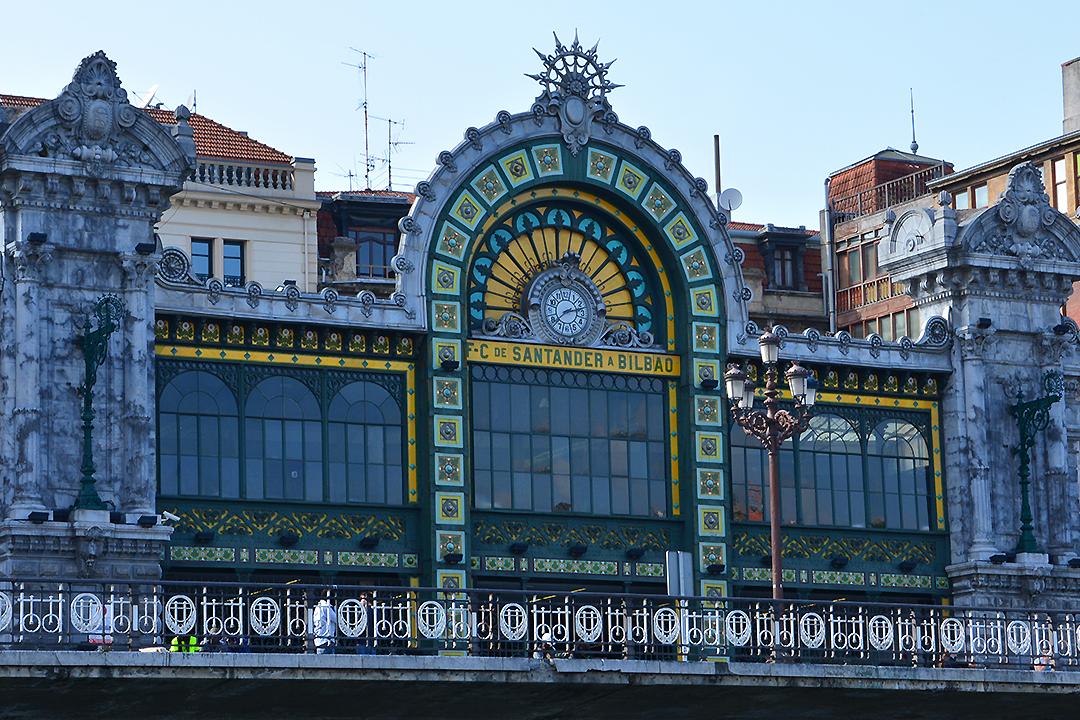 Estación de Bilbao-Concordia
