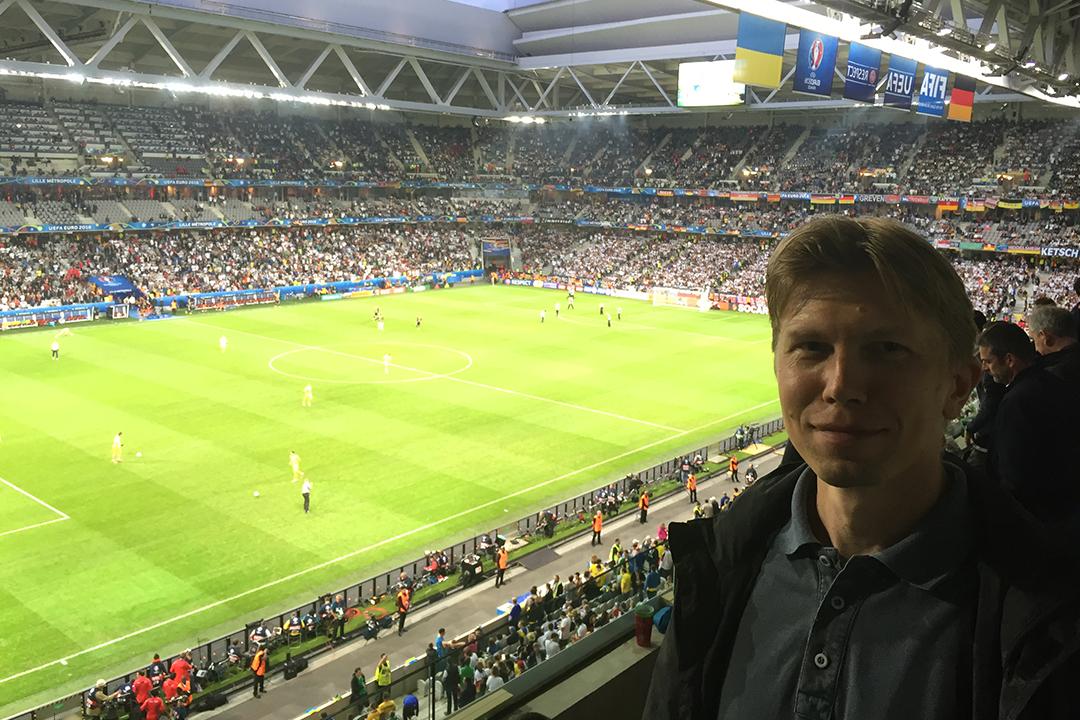 Euro 2016, Lille