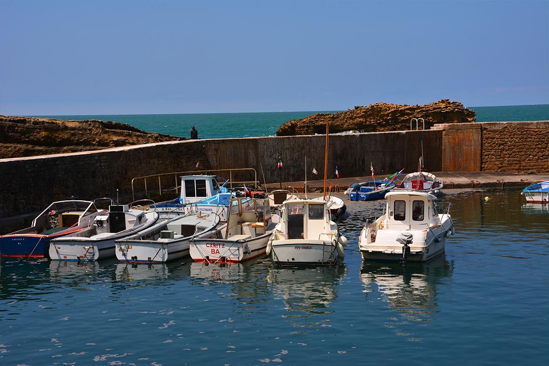 Biarritzin kalastussatama