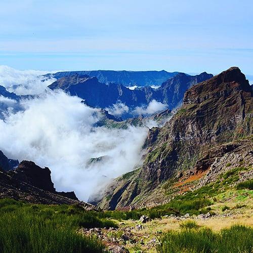 Pico Arieiro, Madeira