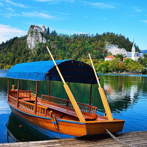 Bled-järvi