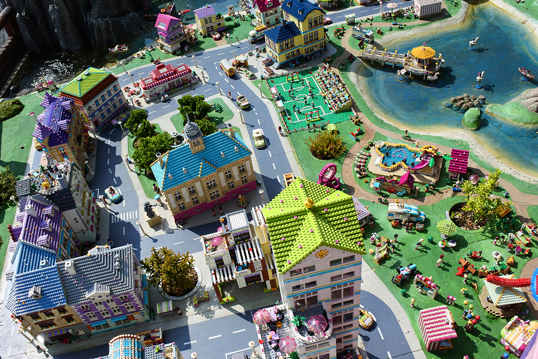 Heartlake City Legolandissa