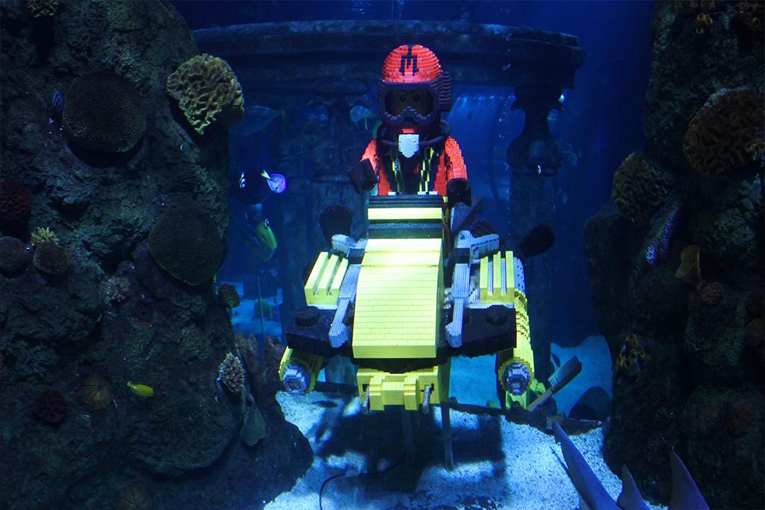 Sea Life Billundin Legolandissa