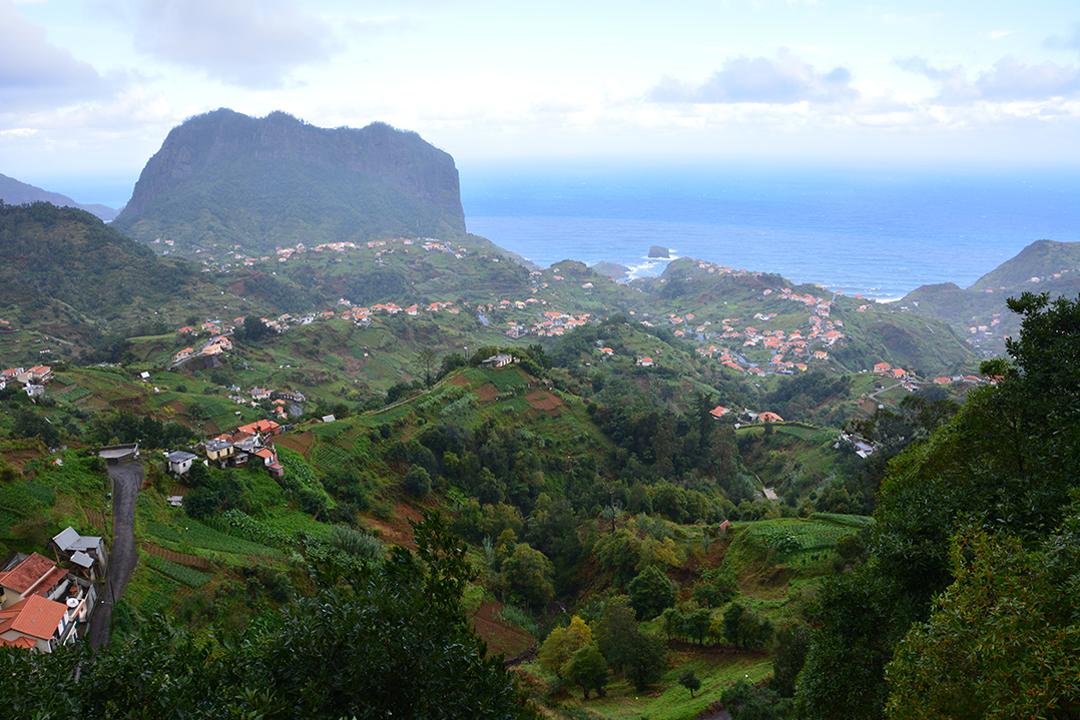 Kotkakallio ja Porto da Cruz