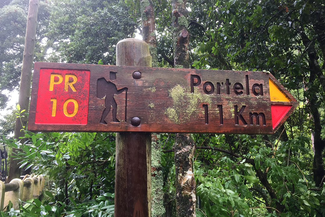 Levada do Furado, 11 km