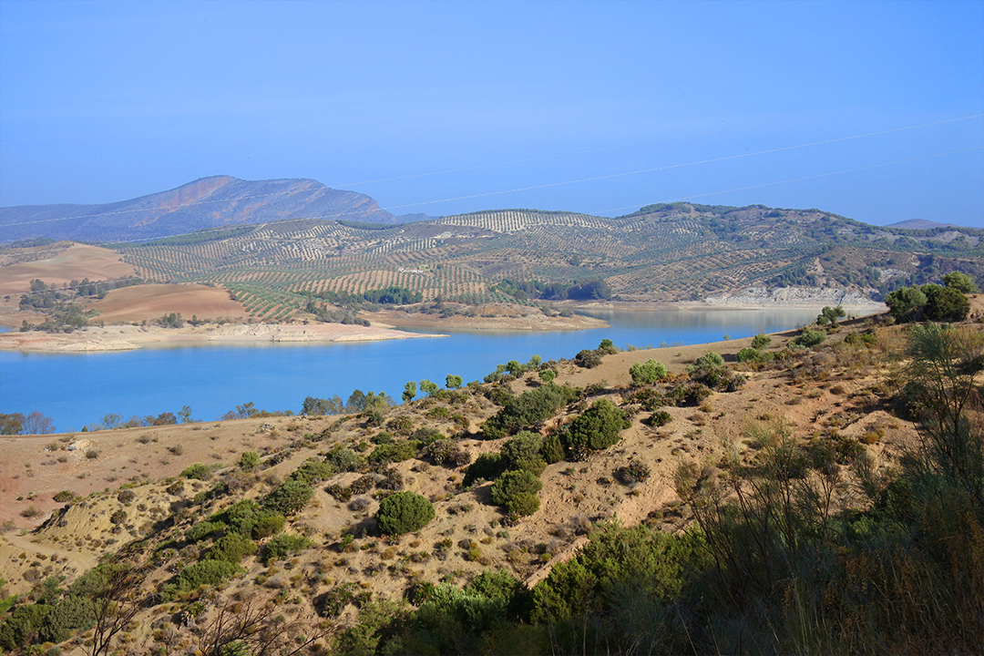 Conde de Guadalhorcen tekojärvi