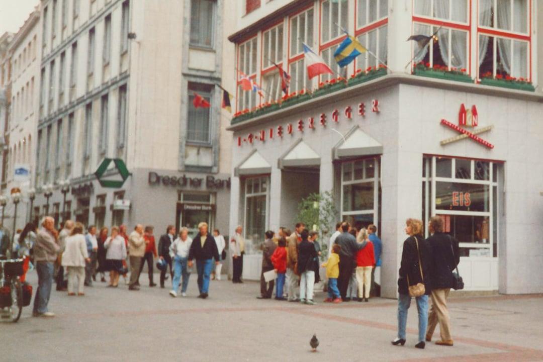 Niedereggerin kahvila Lyypekissä