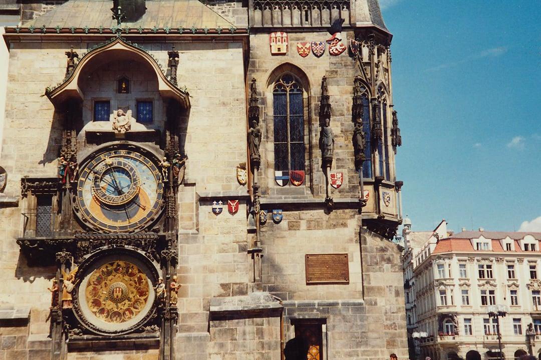 Prahan astronominen kello