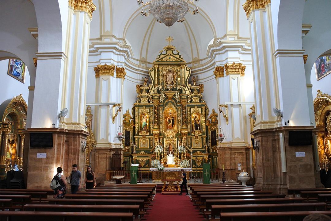 Marbellan kirkko