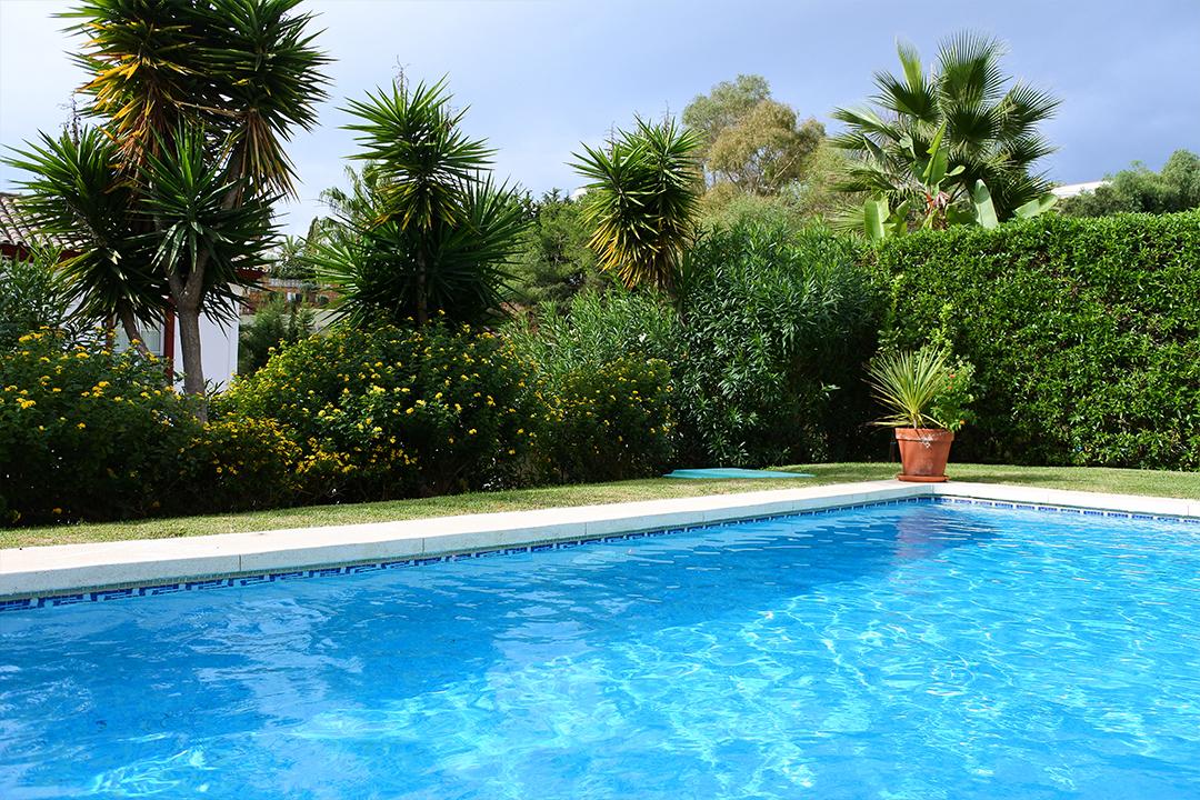 Hacienda Andaluz, uima-allas