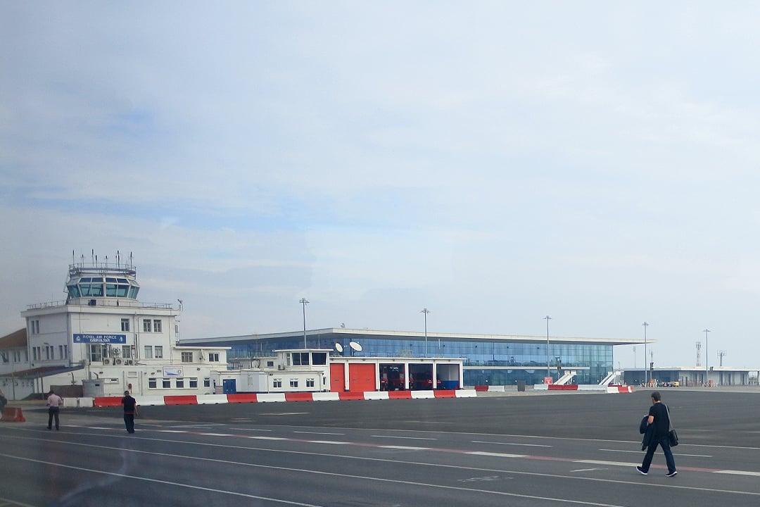 Gibraltarin lentokenttä