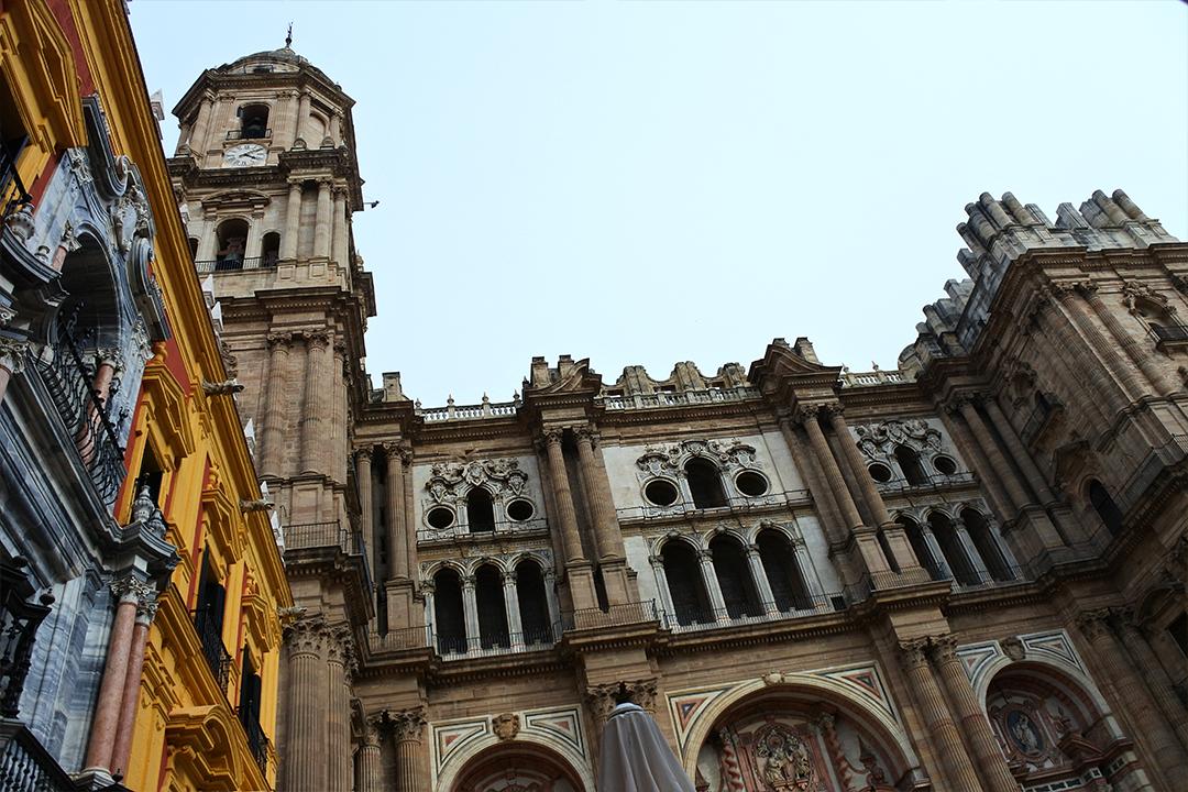 Málagan katedraali