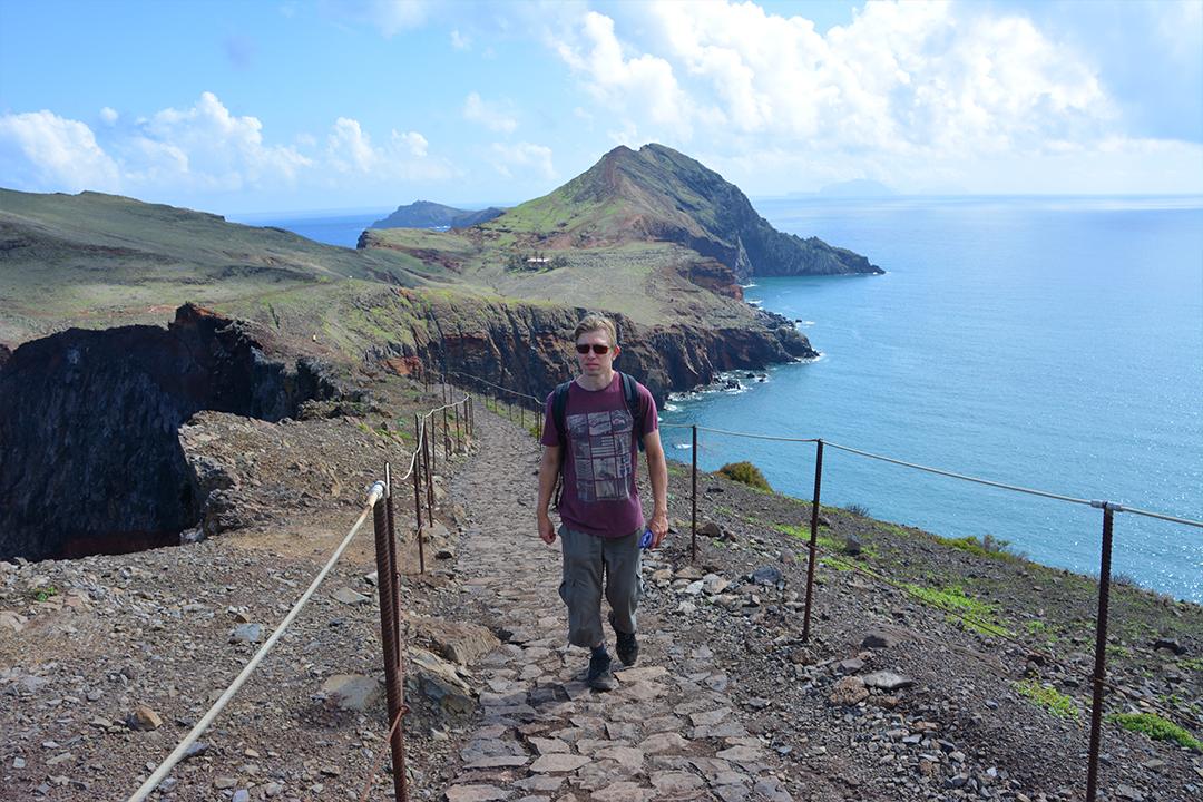 Sao Lourencon niemi, Madeira