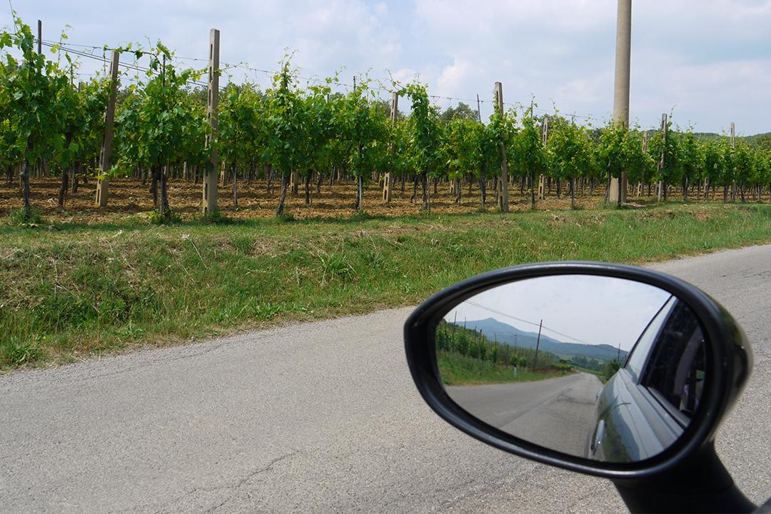 Matkalla Umbrian teillä