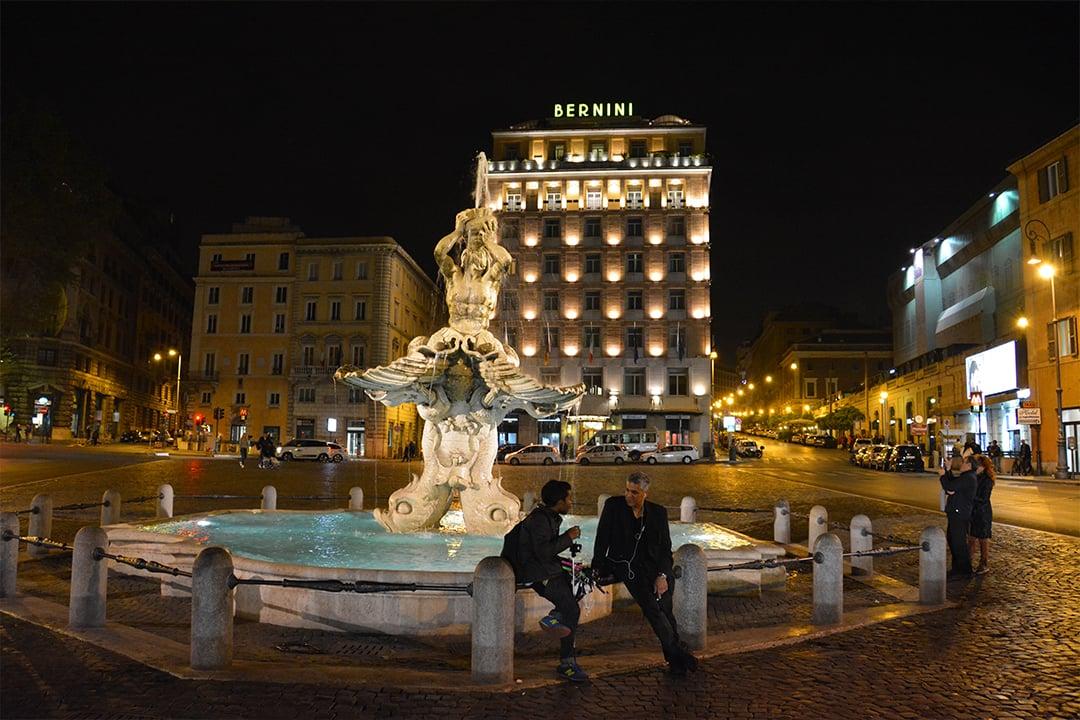 Piazza Barberini, Rooma
