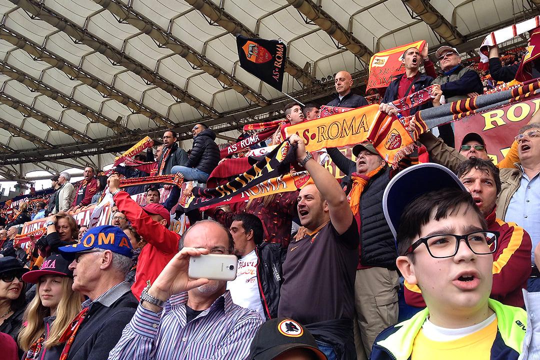 Stadio Olimpico, Rooma