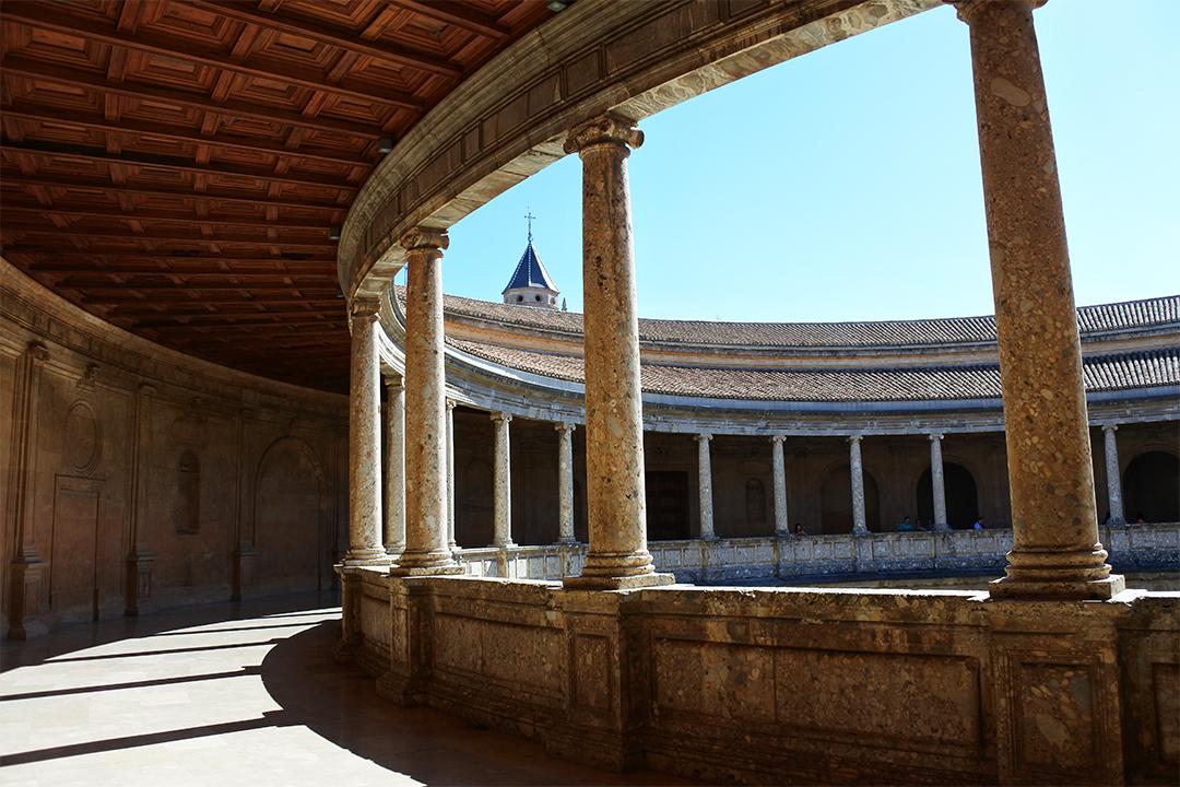 Kaarle V:n palatsi, Alhambra