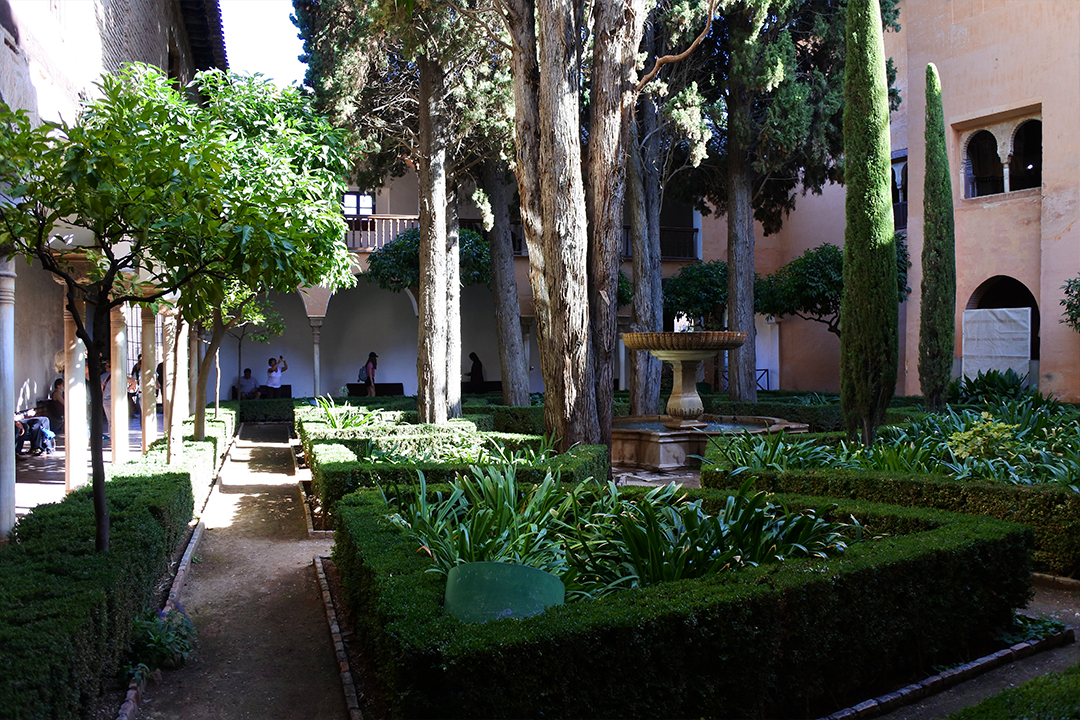 Nasridien palatsi, Alhambra