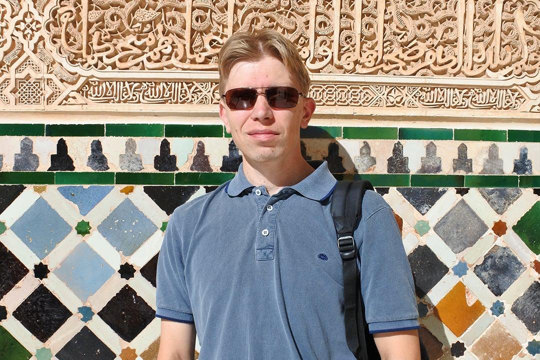 Alhambrassa