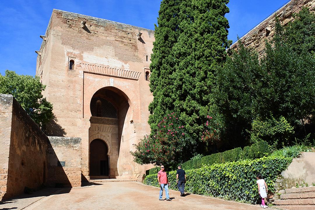Alhambran portti