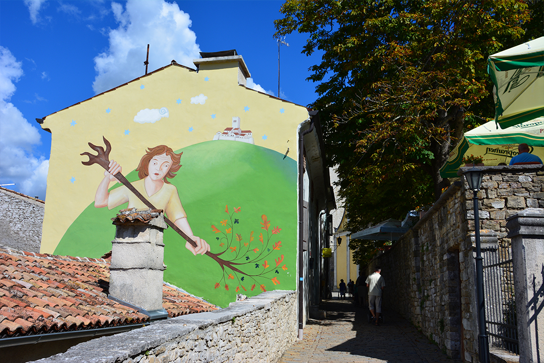 Veli Joze, Motovun, Istria