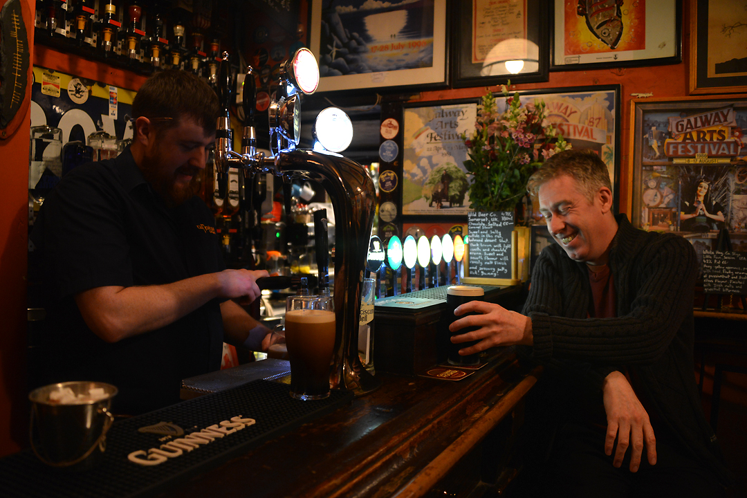 Tigh Neachtain's Pub, Galway