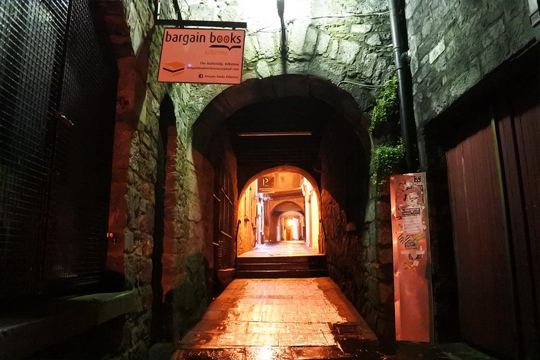Butter Slip Alley, Kilkenny