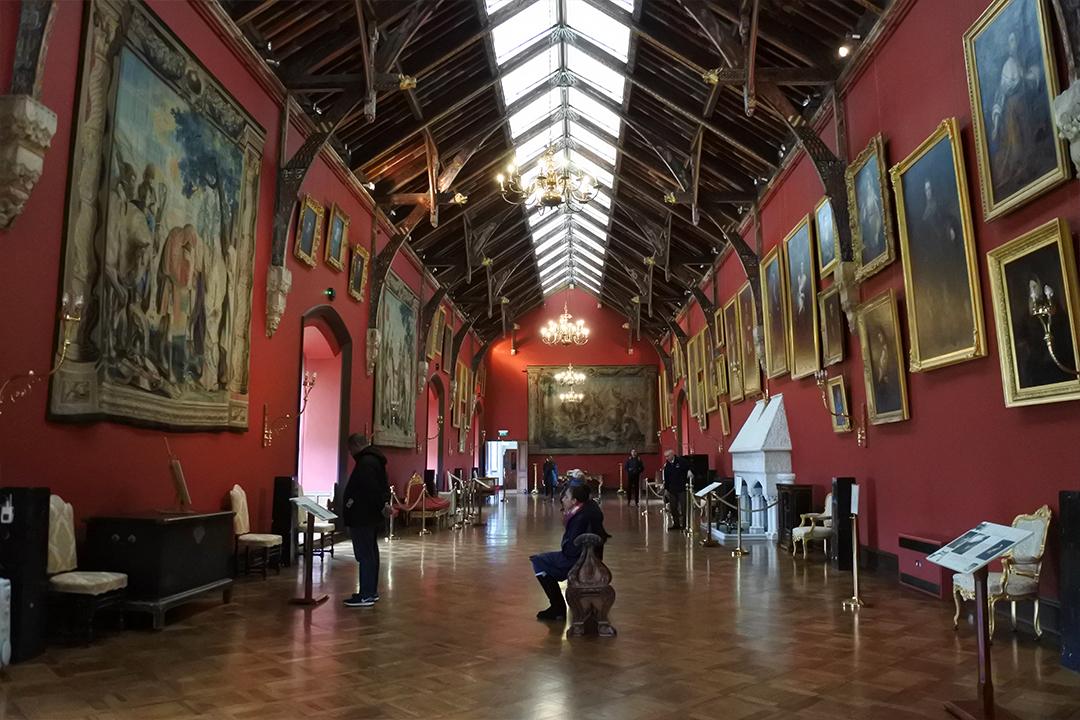 Picture Gallery, Kilkennyn linna