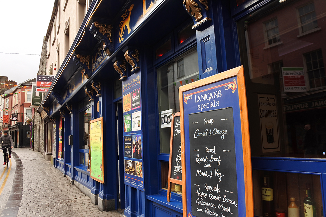 Lanigan's Bar, Kilkenny