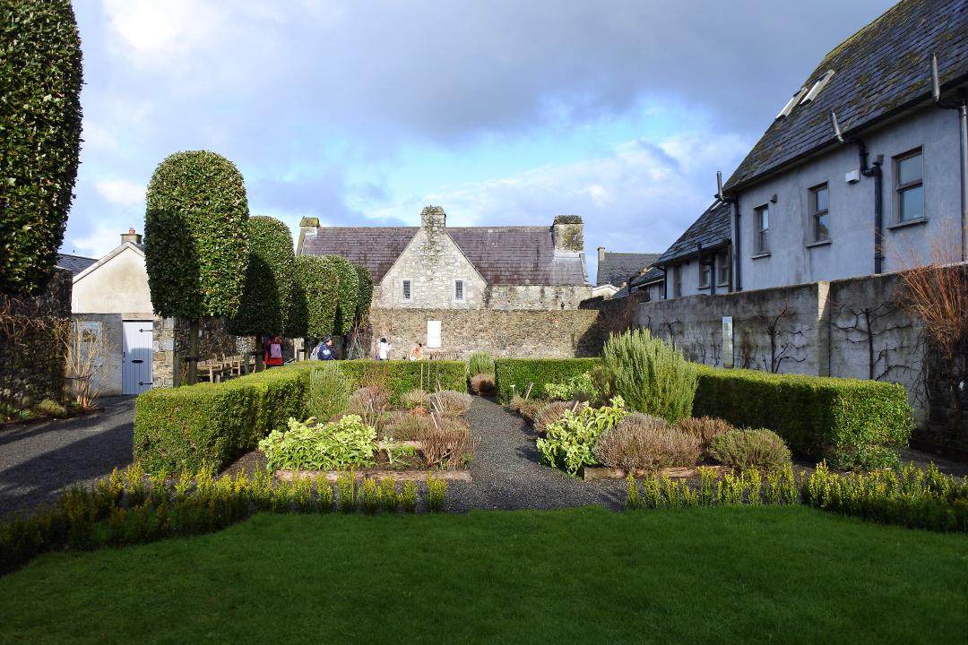 Rothe Housen puutarha