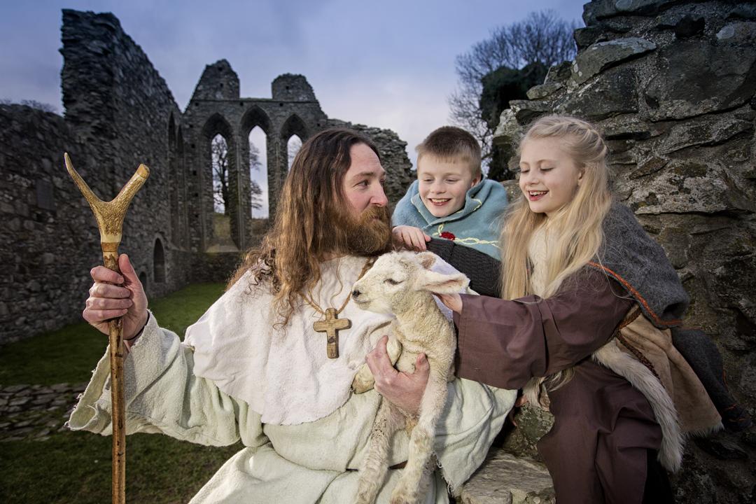 Pyhä Patrick - Copyright Tourism Ireland