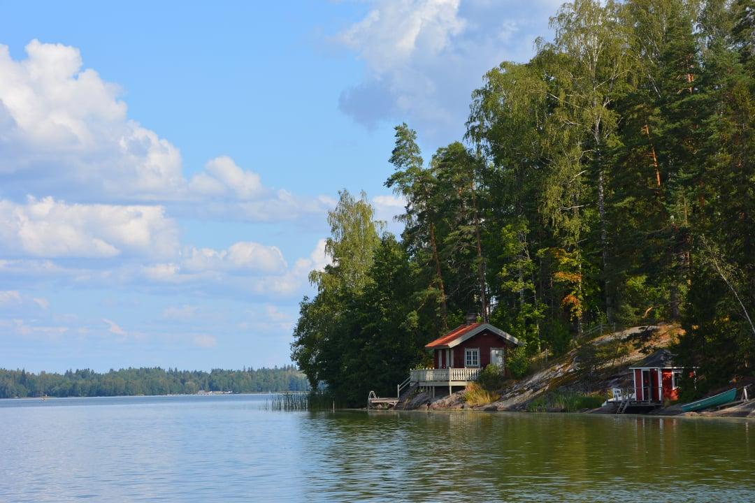 Tuusulanjärvi Sinilevä