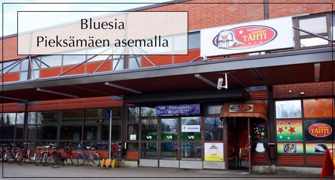 Pieksämäen Asemalla Blues