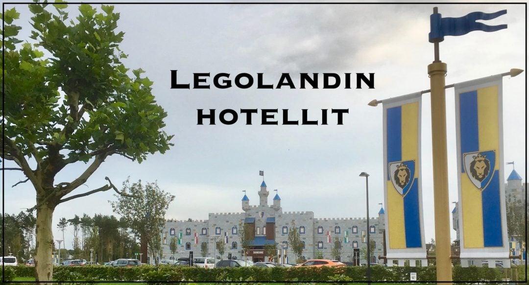 Legolandin hotellit