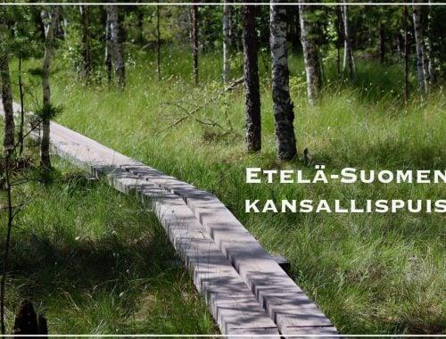 Etelä-Suomen kansallispuistot