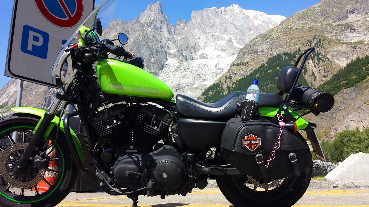 italialainen moottoripyora
