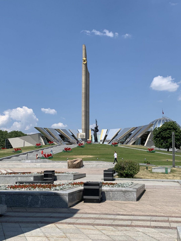 koukku Minskissä