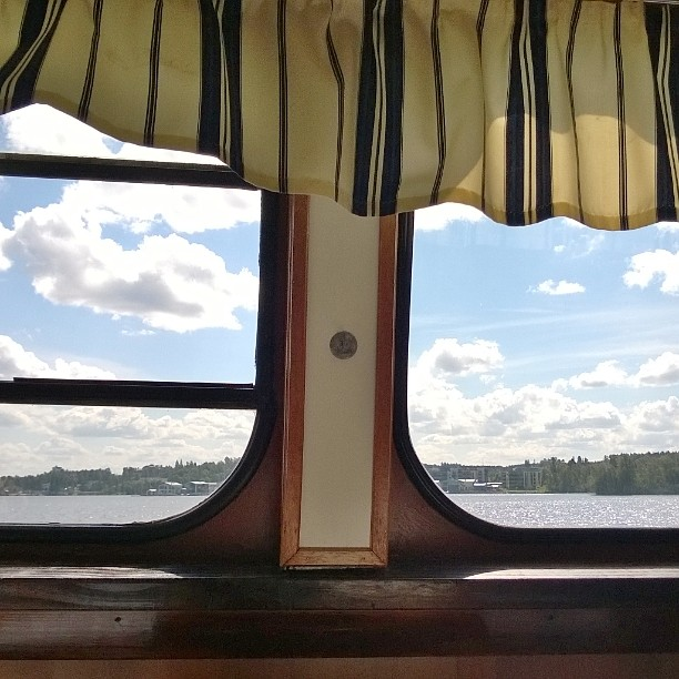 Day trip to Viikinsaari, little island in lake Pyhäjärvi, Tampere #viikinsaari #island #tampere #city #lake #pyhäjärvi #ourfinland #hopealinja #daycruise #visittampere #Kotimaanmatkailu #kotimaassa #suomiloma #suomiretki #matkablogi #lempipaikkojani #clouds #sky #wolke #blue sky #finnishsummer #Lakeview