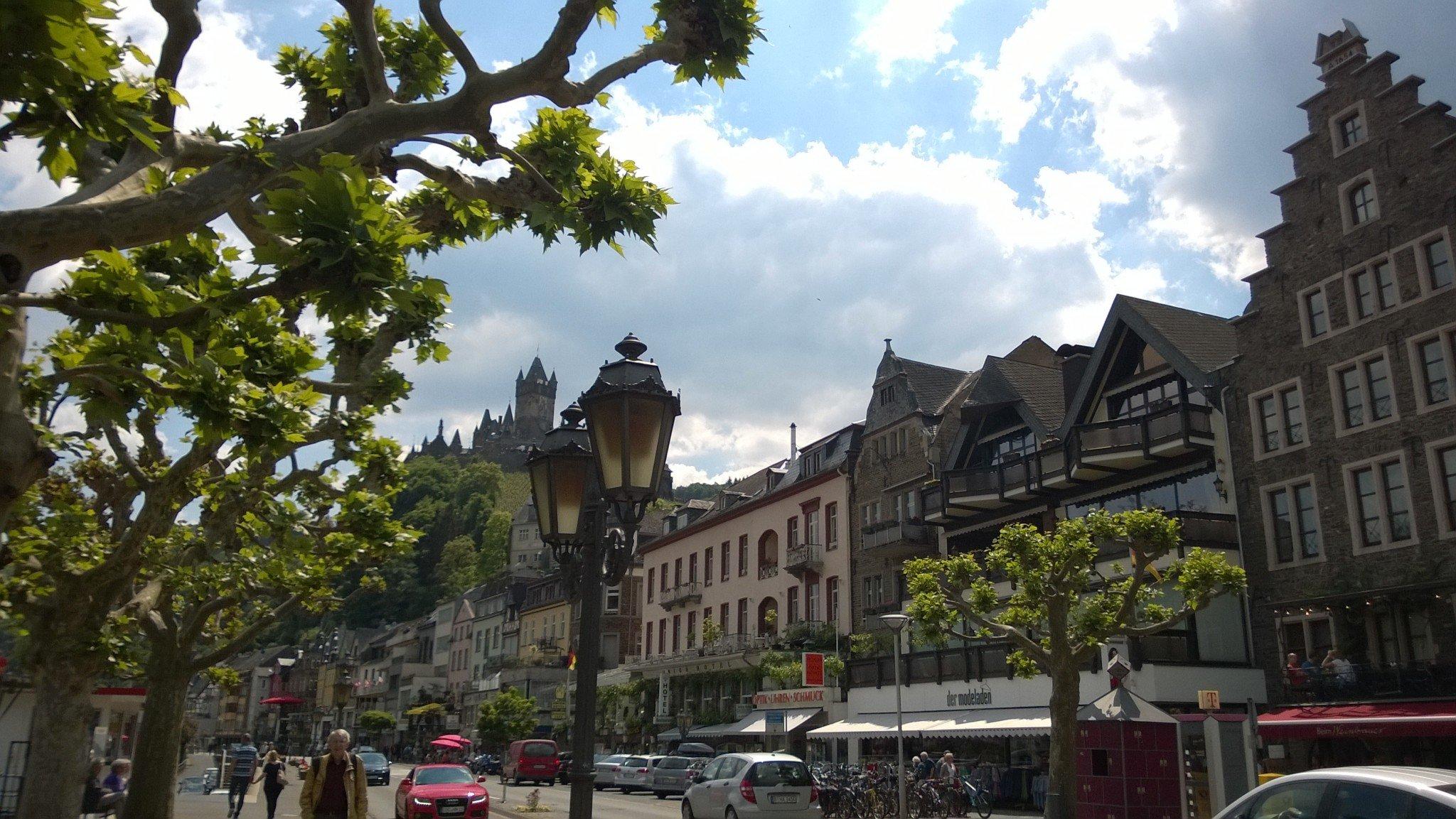 Matkailu Saksassa - Lempipaikkojani