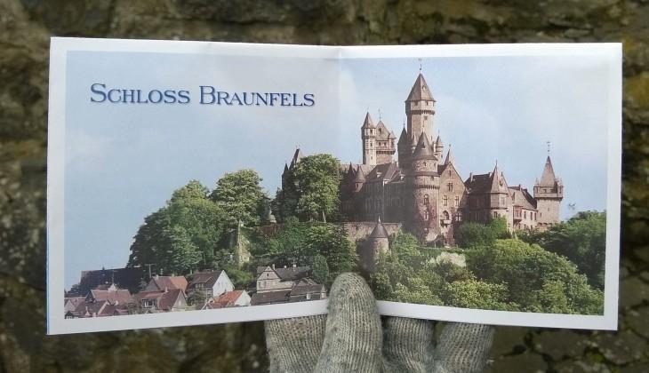 Linnan sisäänpääsy oli edullinen, vain 15€ perheeltä.