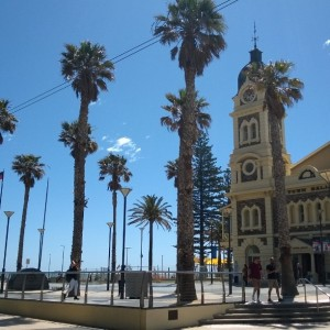 Today we explore Adelaide city beach Glenelg It was justhellip