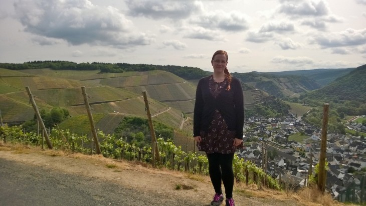 viinirinne Dernau