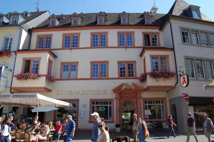Trier_saksanvanhinapteekki